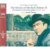 Hörbuch Cover: The Return of Sherlock Holmes II (Download)