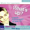 Hörbuch Cover: Music for Learners – What's up? (Download)