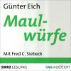 Hörbuch Cover: Maulwürfe (Download)