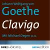 Hörbuch Cover: Clavigo (Download)