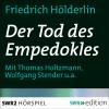 Hörbuch Cover: Der Tod des Empedokles (Download)