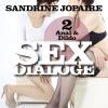 Hörbuch Cover: Sex Dialoge 2 - Anal & Dildo (Download)