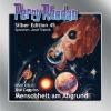 Hörbuch Cover: Perry Rhodan Silber Edition 45: Menschheit am Abgrund (Download)