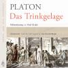 Hörbuch Cover: Das Trinkgelage (Download)