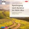 Hörbuch Cover: Spaziergang nach Syrakus im Jahre 1802 (Download)
