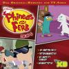 Hörbuch Cover: Disney - Phineas und Ferb - Folge 5 (Download)