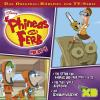 Hörbuch Cover: Disney - Phineas und Ferb - Folge 4 (Download)