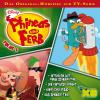 Hörbuch Cover: Disney - Phineas und Ferb - Folge 1 (Download)