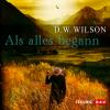 Hörbuch Cover: Als alles begann (Download)