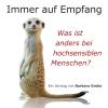Hörbuch Cover: Immer auf Empfang (Download)