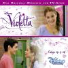 Hörbuch Cover: Violetta - Folge 17 + 18 (Download)