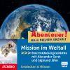 Hörbuch Cover: Abenteuer! Maja Nielsen erzählt. Mission im Weltall (Download)
