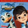 Hörbuch Cover: Disney - Miles von Morgen - Folge 4 (Download)