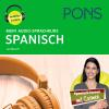 Hörbuch Cover: PONS Mein Audio-Sprachkurs SPANISCH (Download)