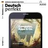 Hörbuch Cover: Deutsch lernen Audio - Computer, Apps & Co. (Download)