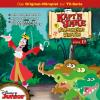 Hörbuch Cover: Disney / Käpt'n Jake und die Nimmerland-Piraten - Folge 19: Der Piraten-Pharao/Kroko-König Hook/Käpt'n Bussards Piratengeschichten Teil 1 + 2 (Download)