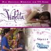 Hörbuch Cover: Violetta - Folge 3 + 4 (Download)