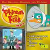 Hörbuch Cover: Disney - Phineas und Ferb - Folge 8 (Download)