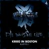 Hörbuch Cover: Die Weisse Lilie - 04: Krieg in Boston - Kapitel I (Download)
