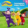 Hörbuch Cover: Teletubbies - 01: Teletubbies sagen Hallo! (Download)
