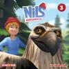 Hörbuch Cover: Nils Holgersson - 03: Die Heldenfeder (CGI) (Download)