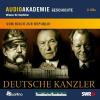 Hörbuch Cover: Deutsche Kanzler (Download)