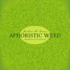 Hörbuch Cover: Aphoristic Weed (Download)