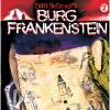 Hörbuch Cover: Burg Frankenstein, Folge 02: Monster-Testament  (Download)