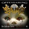 Hörbuch Cover: Offenbarung 23, Folge 44: Die Zahl des Tieres (Download)