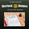 Hörbuch Cover: Sherlock Holmes - Die alten Fälle (Reloaded), Fall 23: Der Flottenvertrag (Download)