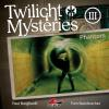 Hörbuch Cover: Twilight Mysteries, Die neuen Folgen, Folge 3: Phantom (Download)