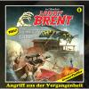 Hörbuch Cover: Larry Brent, Folge 8: Angriff aus der Vergangenheit (Download)