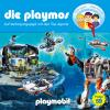 Hörbuch Cover: Die Playmos, Folge 59: Auf Verfolgungsjagd mit den Top Agents (Download)