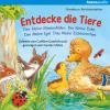 Hörbuch Cover: Entdecke die Tiere (Download)