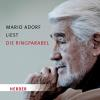 Hörbuch Cover: Mario Adorf liest die Ringparabel von Lessing (Download)