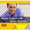 Hörbuch Cover: Langenscheidt Global English with James McCabe 1 (Download)
