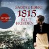 Hörbuch Cover: 1815 - Blutfrieden (Download)