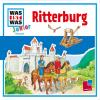 Hörbuch Cover: Was ist was Junior Hörspiel: Ritterburg (Download)