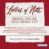 Hörbuch Cover: Letters of Note - Briefe, die die Welt bedeuten (Download)