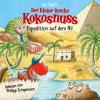 Hörbuch Cover: Der kleine Drache Kokosnuss - Expedition auf dem Nil (Download)