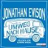 Hörbuch Cover: Umweg nach Hause (Download)