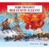 Hörbuch Cover: Der fünfte Elefant (Download)