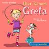 Hörbuch Cover: Hier kommt Greta (Download)