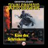 Hörbuch Cover: John Sinclair, Folge 11: Kino des Schreckens (Download)