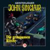 Hörbuch Cover: John Sinclair, Folge 29: Die grausamen Ritter (1/2) (Download)