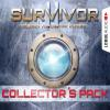 Hörbuch Cover: Survivor 2: Collector's Pack (Download)