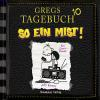 Hörbuch Cover: Gregs Tagebuch, Folge 10: So ein Mist! (Download)