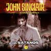 Hörbuch Cover: John Sinclair, Episode 3: Dr. Satanos (Download)