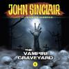 Hörbuch Cover: John Sinclair, Episode 6: The Vampire Graveyard (Download)