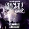 Hörbuch Cover: John Sinclair, Sinclair Academy, Folge 4: Sturm über Arbordale (Download)